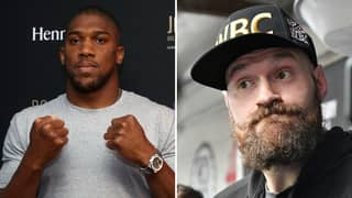 Tyson Fury Brutally Hits Back At Anthony Joshua Over Criticism Of Otto Wallin Fight