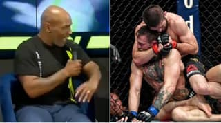 Mike Tyson's Damning Response When Asked If Conor McGregor Could Beat Khabib Nurmagomedov