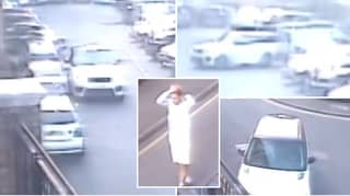 CCTV Footage Of Jack Grealish Crashing Into Two Parked Cars Emerges Online After Nine Month Driving Ban