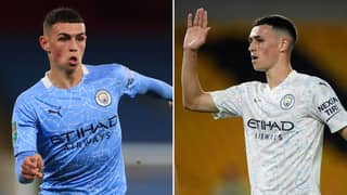 Manchester City Prepared To Offer Phil Foden A Massive Contract Worth £150,000-A-Week