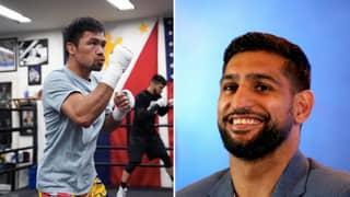 Manny Pacquiao Vs. Amir Khan 'Signed' For November In Saudi Arabia