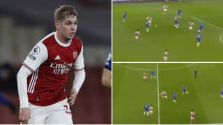Arsenal Fans Compare Emile Smith Rowe To Mesut Ozil After Stunning Individual Highlights Surface Online