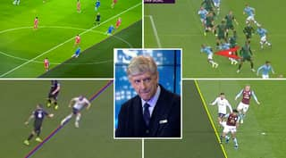 FIFA Will Trial Arsene Wenger's New Offside Rules And They're Going To Change Football Forever