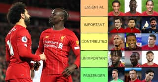 Every Liverpool Title-Winner Ranked From 'Player Of The Year' To 'Mascot'