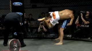 Toby Imada's Inverted Triangle Choke Is Still The Greatest Submission In MMA History