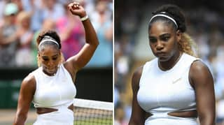12% Of Men In Britain Think They'd Take A Point Off Serena Williams