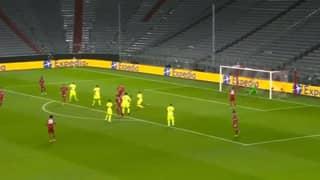 Corentin Tolisso Scores Brilliant Goal As Bayern Munich Thrash Atletico Madrid