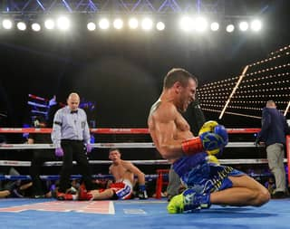 WATCH: Vasyl Lomachenko Makes Boxing History By Destroying Foe