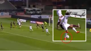 Fabio Martins' Outrageous 'Heel Goal In The Air' Is A Genuine Puskas Award Contender