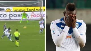 Mario Balotelli Scores Screamer In Front Of Fans Who Racially Abused Him