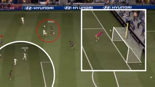 FIFA 21 Glitch Sees Erling Haaland Score An Absolute Rocket By Making A Tackle