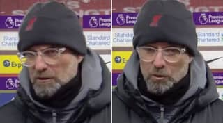 Jurgen Klopp Belittles Journalist With Ugly Putdown After Manchester City Defeat