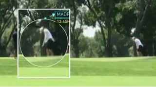 Gareth Bale Caught On Video Playing Golf After Asking Not To Play For Real Madrid In The Champions League