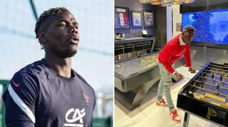 Paul Pogba Signs Deal With Amazon Prime To Make Documentary About His Life Called 'The Pogmentary'