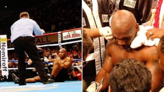 Mike Tyson Offered Rematch By The Last Man To Knock Him Out