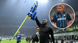 Romelu Lukaku Has Reached 20 Goals For Inter Milan In Less Games Than Ronaldo Nazario