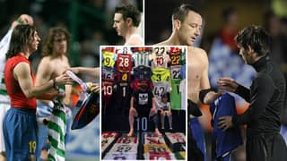 Barcelona Superstar Lionel Messi Reveals 'Strict' Rules For Swapping Shirts With Other Players