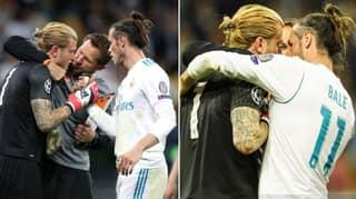 Gareth Bale Consoling Loris Karius Was A Beautiful Moment In The Champions League Final