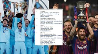 England World Cup Win Earns Punter £258,000 From Year Long Accumulator