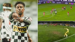 Former Manchester United Youngster Angel Gomes Scores One And Assists Another In 3-0 Win Over Benfica