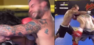 CM Punk Is Sparring In Preparation For His UFC Debut And It Doesn't Look Good