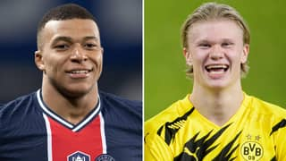 Erling Haaland And Kylian Mbappe Both Name The Toughest Opponents In Their Careers So Far