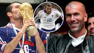 Real Madrid Boss Zinedine Zidane Names Toughest Opponent He Played Against In His Legendary Career