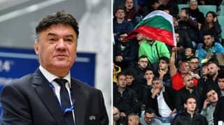 Bulgarian Football Union President Borislav Mihaylov Resigns After Racism At England Game