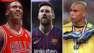 Lionel Messi Is 'Ahead Of Michael Jordan, Ronaldo And Diego Maradona,' Says Ex-Barcelona Star