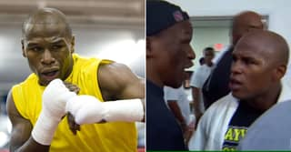 Floyd Mayweather's Ugly Bust-Up With His Dad Almost Turned Physical