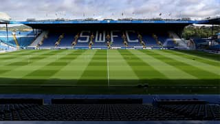 Sheffield United Fan Breaks Into Hillsborough Stadium And Defecates On The Centre Circle