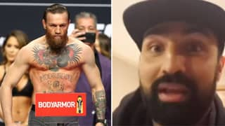 Paulie Malignaggi Continues Rivalry With Conor McGregor And Insults His Fans
