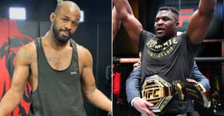 Jon Jones Says 'Punching Hard Means S**t' In Epic Rant Against Francis Ngannou