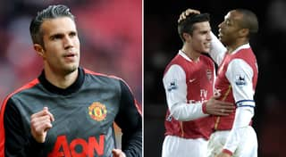 Robin Van Persie Names His Top Six Teammates Through His Career