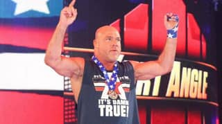 WWE Hall Of Famer Kurt Angle: 'I Was The Best Wrestler In The Business For Ten Years'