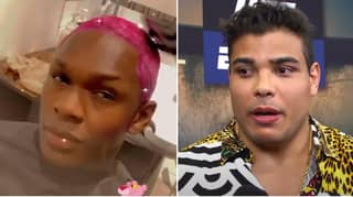 Paulo Costa Brutally Taunts Israel Adesanya For His New Pink Hair Ahead Of UFC 253