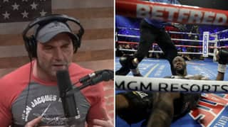 Joe Rogan Says Key To Tyson Fury's Win Was In The First Fight