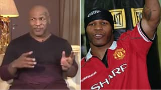 Mike Tyson Said He 'Had Never Heard Of Manchester City' Next To Ricky Hatton