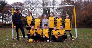 Under-10's Football Team Face Closure After FA Ban Shirt Sponsor