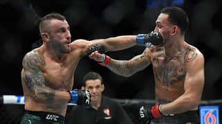 Alexander Volkanovski's Cheeky Message To Max Holloway Following His Win Over Calvin Kattar