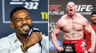 Jon Jones Reveals Exactly What Would Happen In A UFC Fight With Brock Lesnar