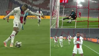 Manuel Neuer Makes Shocking Mistake As Kylian Mbappe Nutmegs Him To Score Goal