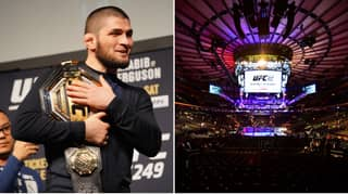 UFC Champion Khabib Nurmagomedov Names The Two Big 'Powers' In MMA