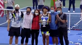 Naomi Osaka's Boyfriend Left Fans In Stitches With This Awkward US Open Moment