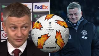 Ole Gunnar Solskjaer Blames The Ball After Manchester United's Draw With Club Brugge