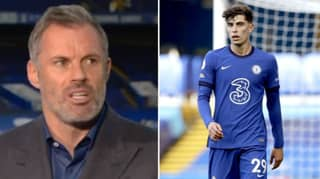 Jamie Carragher Explains Main Concern Over Kai Havertz