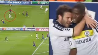 Ramires' Incredible Chip For Chelsea Vs Barcelona Remains The Most Important, Yet Forgotten Goal In Club History