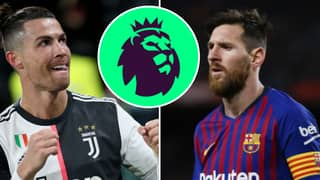 Lionel Messi Would Struggle In Premier League Because 'Physically He's Not The Same Machine As Cristiano Ronaldo'
