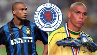 The Incredible Story Of How Ronaldo Came Close To Joining Rangers In 1997