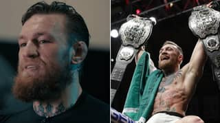 Conor McGregor Hilariously Names His Top Four UFC GOATs In Brutally Honest Twitter Thread